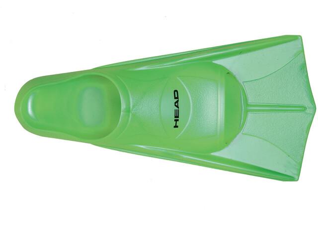 Head Soft Płetwy, zielony